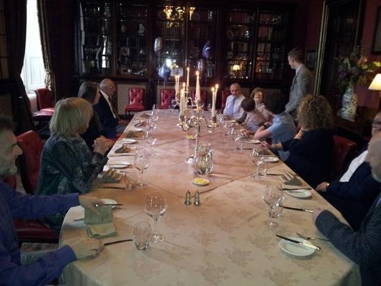 Billingham, UK: The Londonderry suite