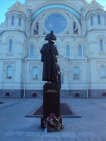 Admiral Fedor Ushakov Monument