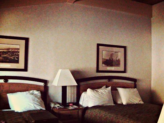Fairmont Hot Springs, Canada : Inside of room