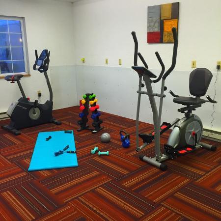 Naubinway, MI: Fitness Center