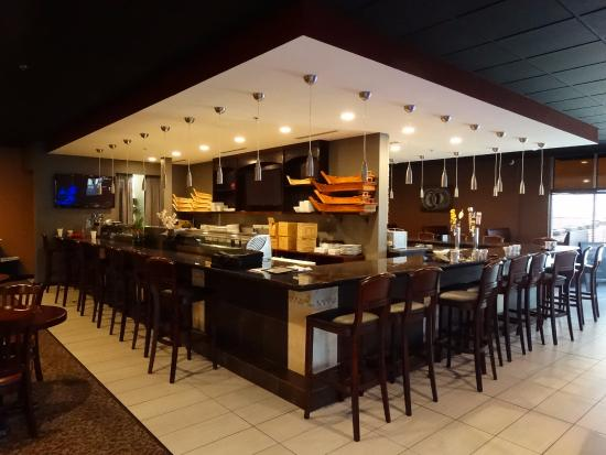 Hampstead, Carolina del Nord: The sushi bar
