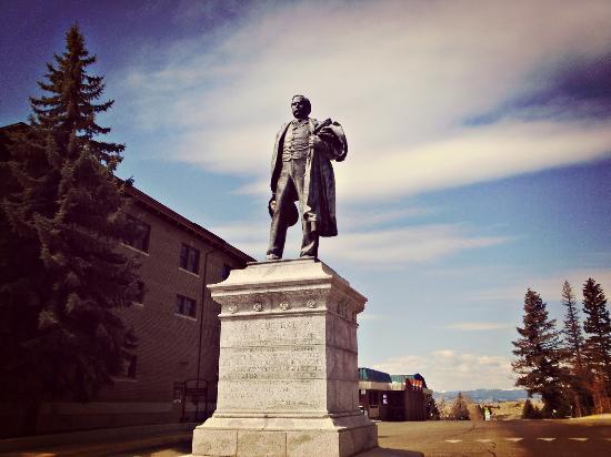 Butte, MT: Daly Statue