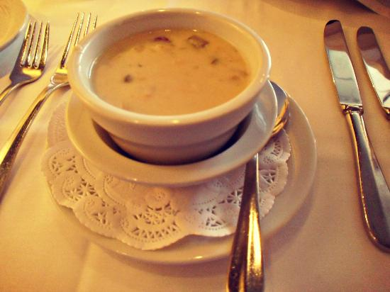 Butte, MT : Delicious Clam Chowder