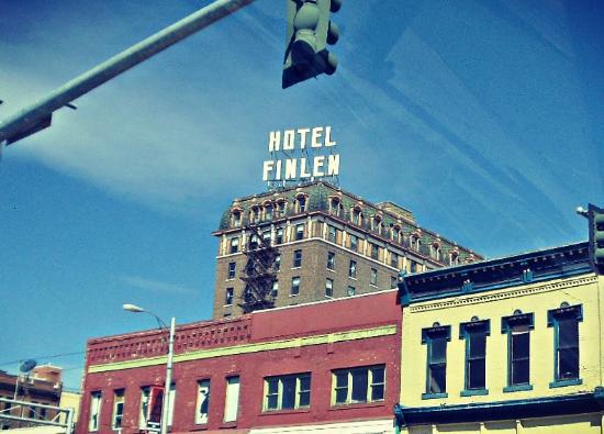 Butte, MT: Hotel Finlen