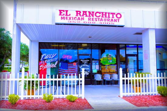 ‪EL RANCHITO MEXICAN RESTAURANT‬