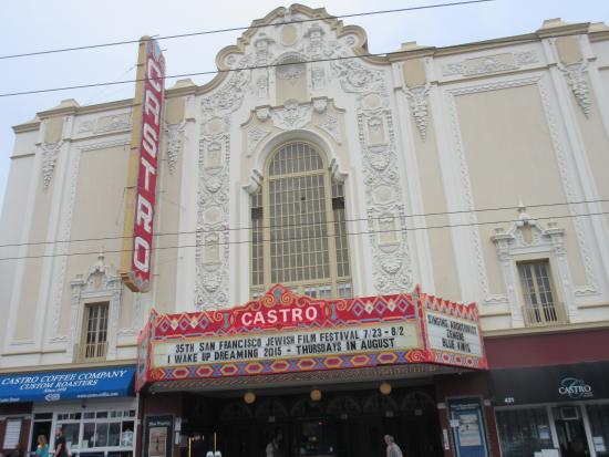 San francisco castro movie theater