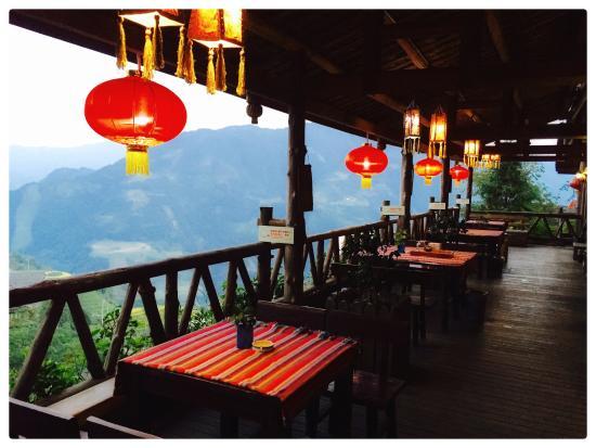 Longji Star-wish Resort: roof