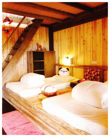 Longji Star-wish Resort: room
