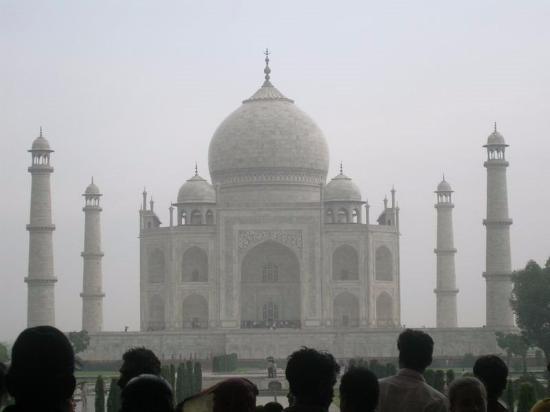 Taj Mahal: The Amazing Taj!