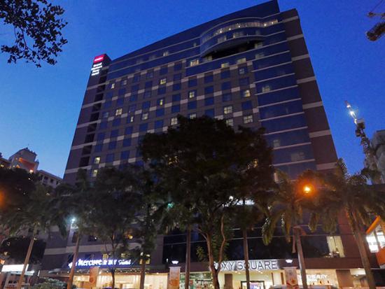 Window View - Grand Mercure Singapore Roxy Photo