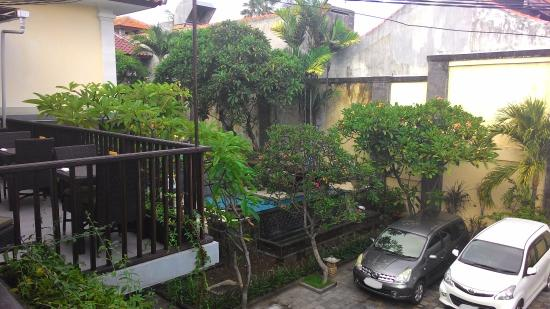 Foto de Radha Bali Hotel