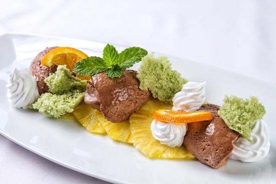 Friday's Boracay: Dessert
