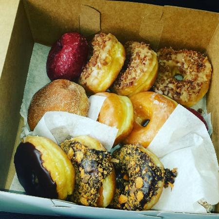 Hampton, GA: Speedway Donuts