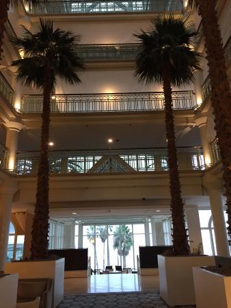 lobby picture of loews santa monica beach hotel santa monica rh tripadvisor com