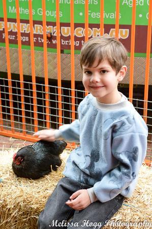 Bridge Mall Farmers Market - Free kids activities