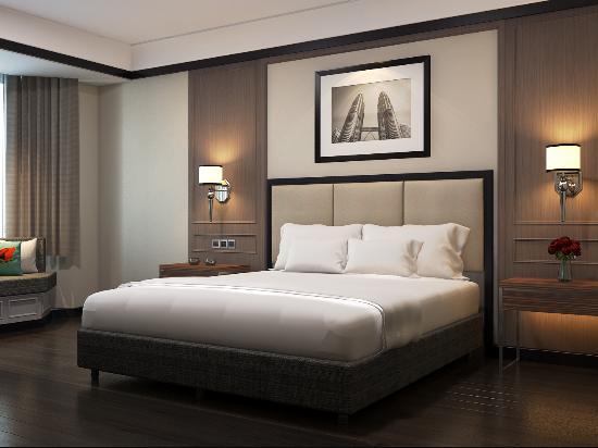 Melia Kuala Lumpur: New renovated room 2