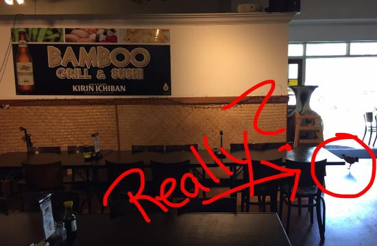 Bamboo Grill And Sushi: photo0.jpg