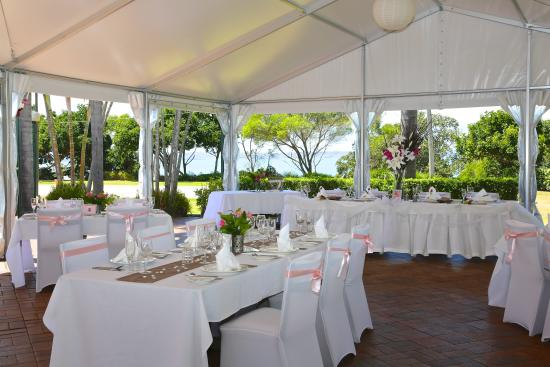 Grand View Hotel: Great location for your next function