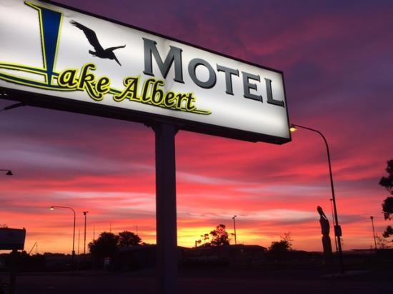 Meningie, Australia: Lake Albert Motel