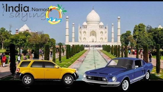 IndiaSayingNamaste Leisure Tours