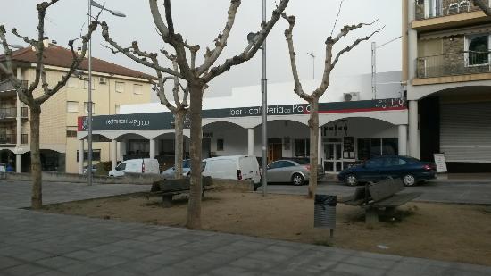 Cal Palau Restaurant: Restaurante Palau