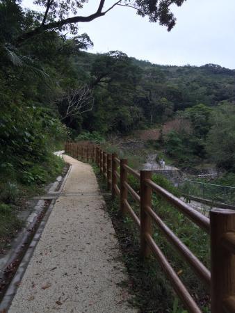 Hiji Waterfall: 比地大滝