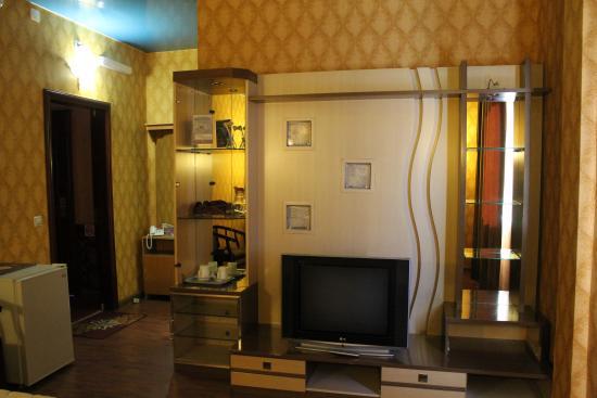 Rubin Hotel Complex: Одноместный улучшенный номер