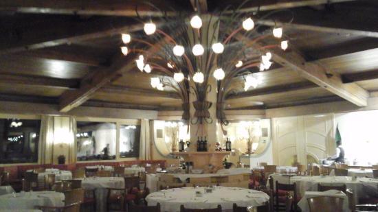 Golf Hotel Campiglio - ATAHotel: Ristorante