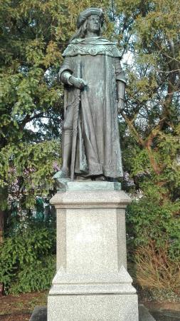 Standbild Kaiser Karl IV