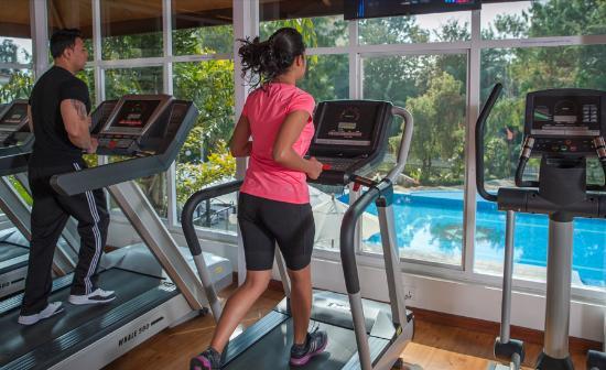 Park Village Hotel & Resort: Fitness Center