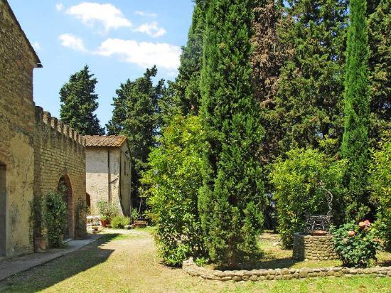 Montespertoli, Italia: Alloggi