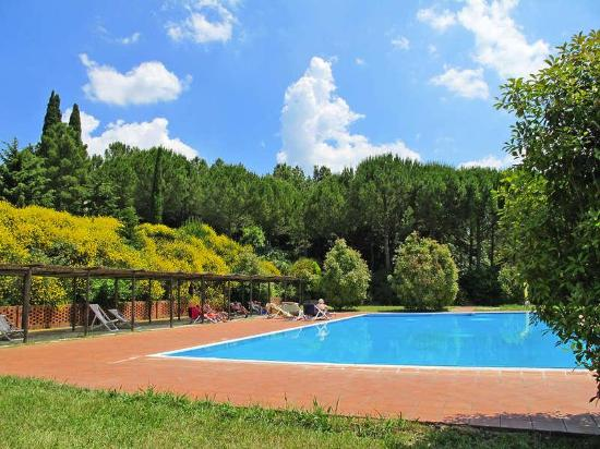 Montespertoli, Italia: La Piscina