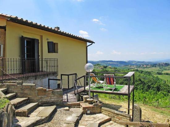 Montespertoli, Italia: Villetta Indipendente