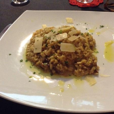 Kitchen Lovers: Il risotto con scaglie di parmigiano