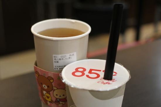 85 Coffee Shop Dangao Hongbei Zhuanmai Shilin Danan