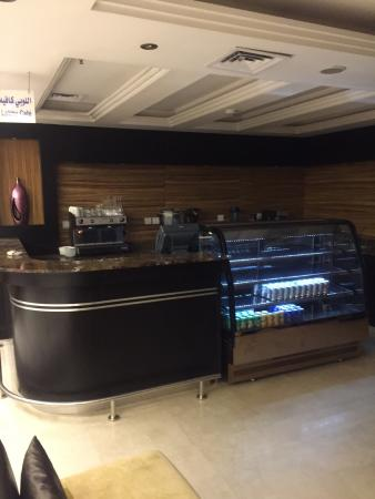 Awan Hotel: Vue