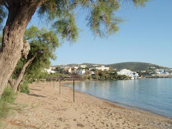 Reggina's Apartments: Voulgari beach