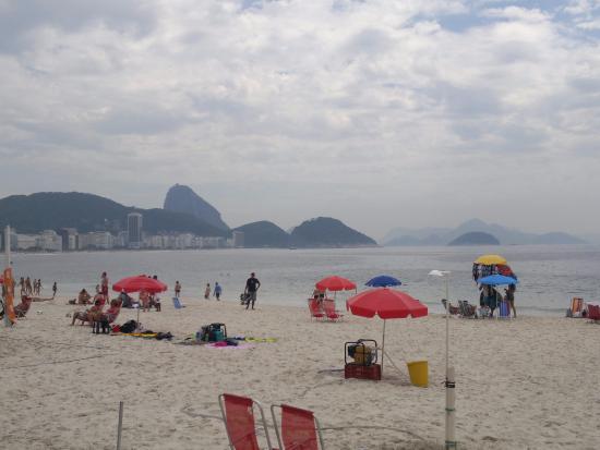 Copacabana Beach: Copacabana