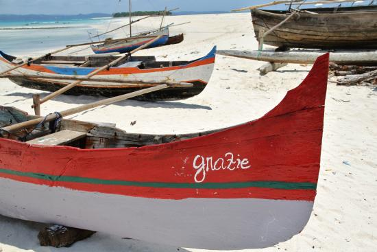 Zebubianco Tour: IRANJA les barques des pêcheurs