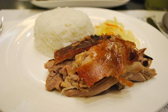 Zubuchon: Lechon with Rice