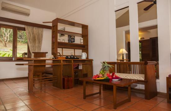 Victoria Phan Thiet Beach Resort & Spa: Deluxe Seaview Bungalow