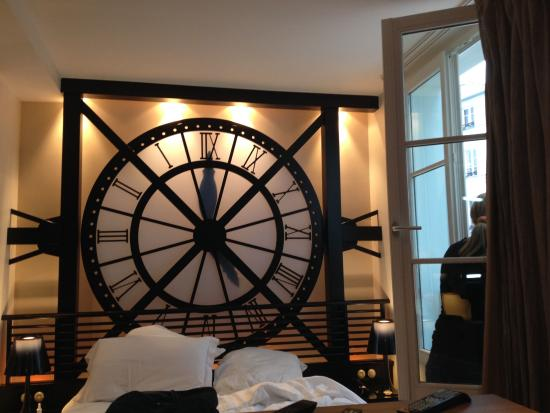 Hotel Design Secret de Paris: Camera