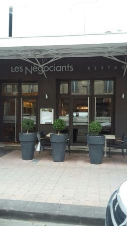 Alix Coffee: Les Négociants