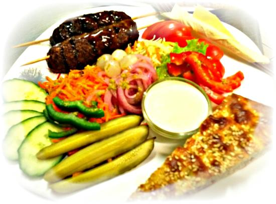 Antalya Kebab: Lule