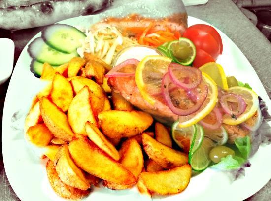Antalya Kebab: kana