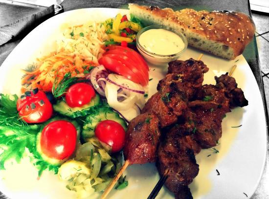 Antalya Kebab: saslik2