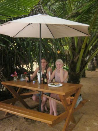 Arcade Beach Hotel: Meal Plan
