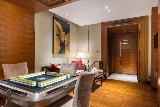 Hilton Chengdu: Mahjong Room 麻将房