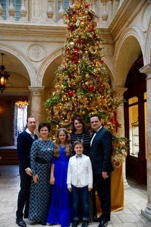 Turandot Restaurant: Новогоднее настроение