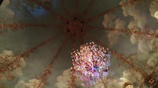 Turandot Restaurant: Сказочное небо